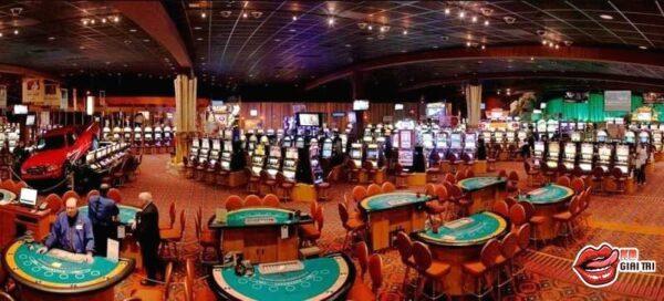 đánh bài casino
