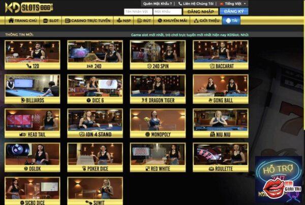 casino online đổi thưởng