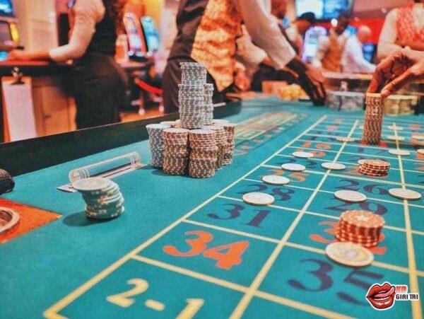 chơi casino