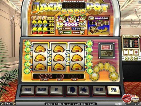 game slots jackpot