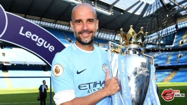 Huấn luyện viên Pep Guardiola – Sự nghiệp vĩ đại