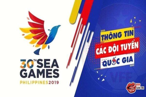 Lịch thi đấu bóng đá Sea Game 30 – Việt Nam nằm bảng tử thần