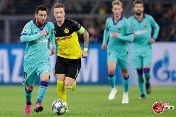 Nhận định bóng đá hôm nay – Barcelona và Dortmund