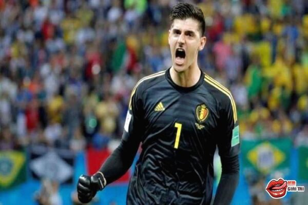 Thủ môn Courtois – thủ môn hay nhất thế giới đương đại