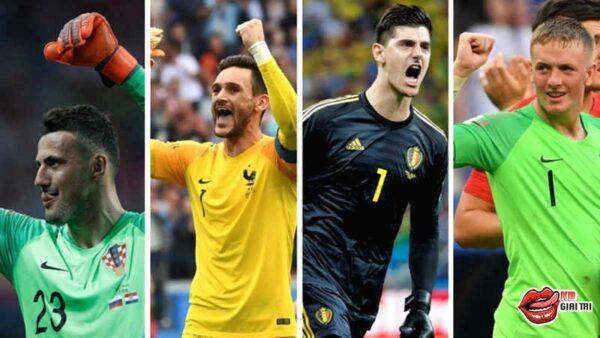Thủ môn hay nhất World Cup 2018 gọi tên ai