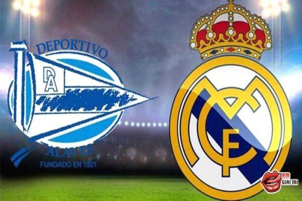 Tỷ lệ kèo cá cược bóng đá hôm nay – Alaves vs Real Madrid