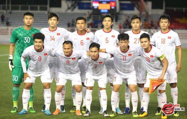 Đội hình U22 Việt Nam