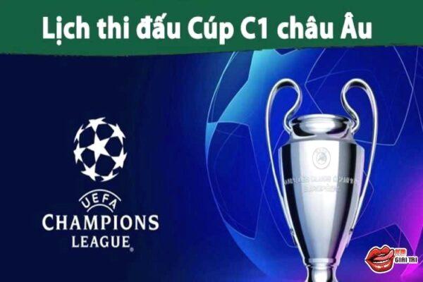 Lịch thi đấu cup C1 tối nay và rạng sáng mai