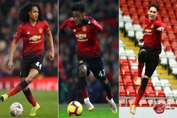 Manchester united có thể tranh lý 2 viên ngọc thô của CLB