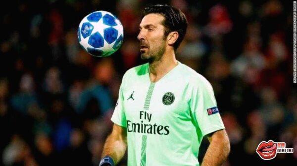 Thủ môn Buffon – Tượng đài của bóng đá thế giới
