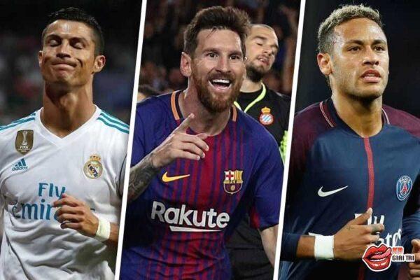 TOP các cầu thủ bóng đá nổi tiếng kiểm tiền nhiều nhất 2019
