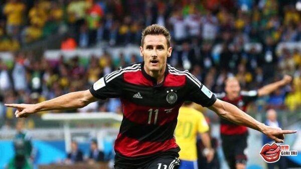 Các cầu thủ ghi nhiều bàn thắng nhất World Cup