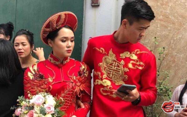 đám cưới duy mạnh