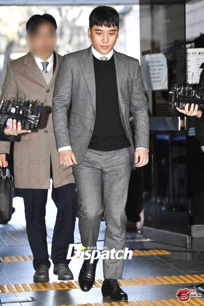 Lệnh bắt giữ Seungri