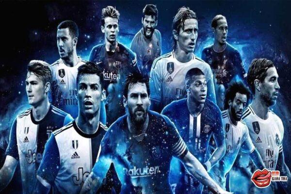 Top những cầu thủ bóng đá giỏi nhất thế giới 2019-2020