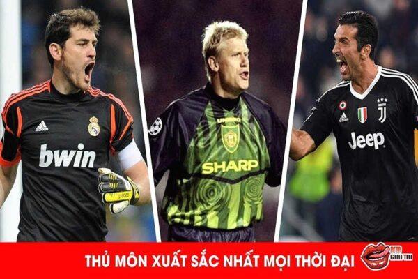 Những thủ môn xuất sắc nhất mọi thời đại