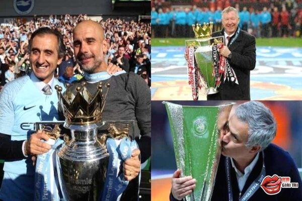 Top 5 huấn luyện viên xuất sắc nhất lịch sử Premier League