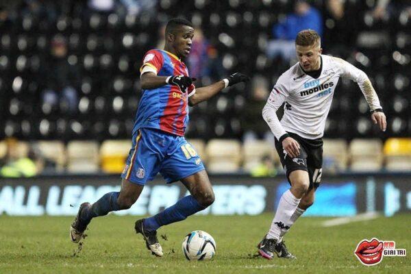 Crystal Palace đấu Derby County – Hiệu ứng Rooney