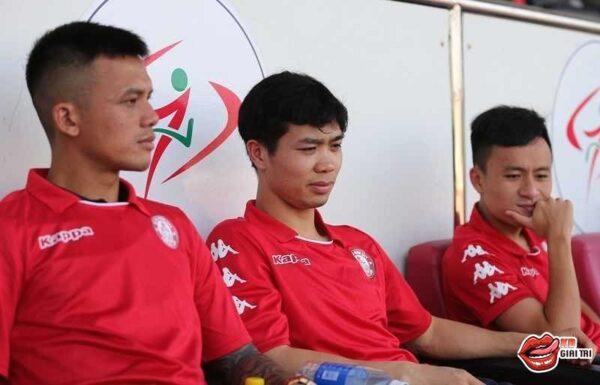 V-League 2020 - Văn Toàn tuyên chiến Công Phượng