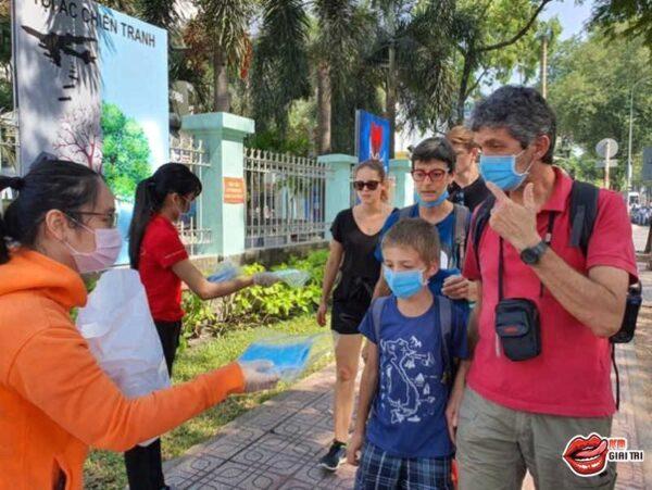 Tâm dich Covid-19 - Hiệp hội Du lịch Việt Nam ra lệnh cấm