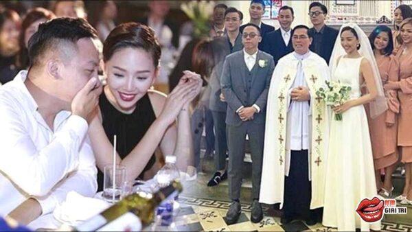 Hoàng Touliver và Tóc Tiên – Đám cưới bí mật