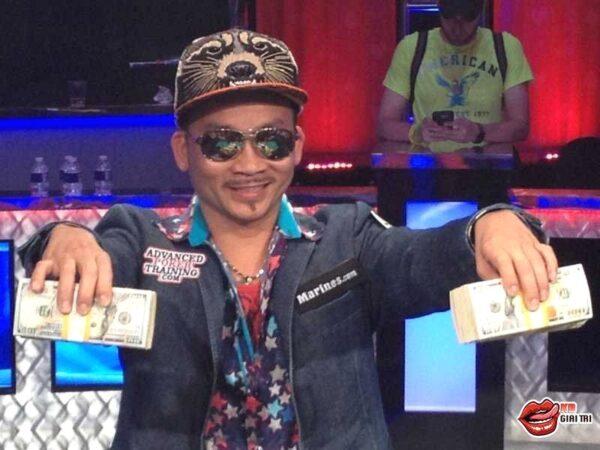 ông trùm poker