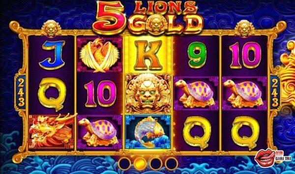 Các game slots hay và nổi tiếng trên thị trường casino hiện nay
