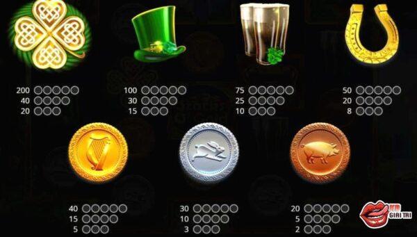 Slot game Stacks O' Gold – Khám phá rừng vàng tại Kdslots