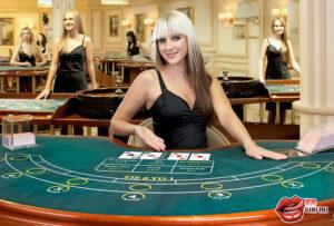 cách chia bài trong casino