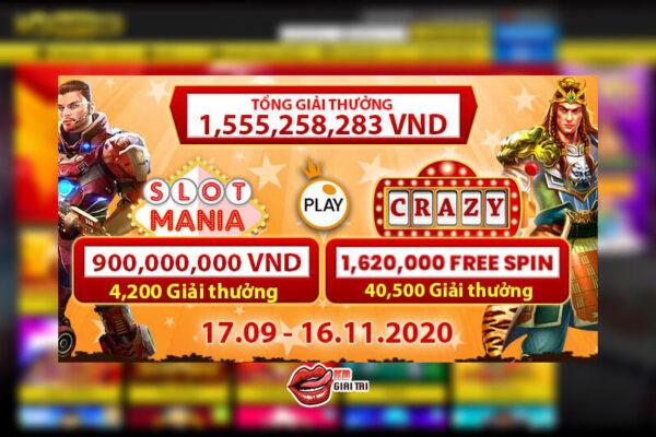 Giải Đấu Slot Mania