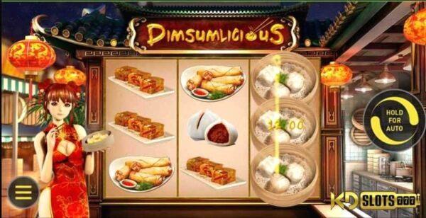 Dimsumlicious game slot - Ẩm thực Trung Hoa tại KDSlots