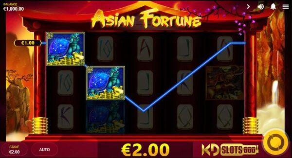 Hoá rồng cùng game slot ASIAN FORTUNEHoá rồng cùng game slot ASIAN FORTUNE