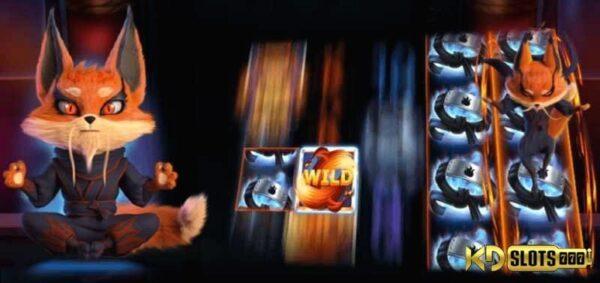 Cháy hết mình với slot game FLAMING FOX siêu dễ thắng