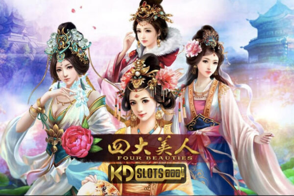 Game Slot Four Beauties - Tứ đại mỹ nhân
