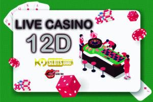 Hướng dẫn chơi live game 12D trên Casino trực tuyến