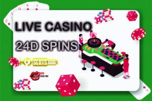 Làm giàu nhanh nhất dễ dàng nhất chỉ có trong game 24D Spin