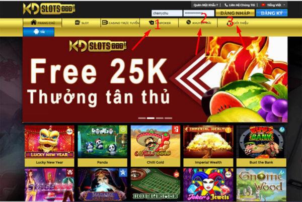 casino trực tuyến KDSlots