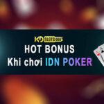Hot bonus