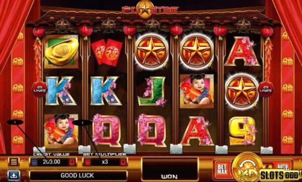 Slot game FU STAR dễ thắng chỉ có tại KDSlots !!!!