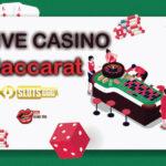 Hướng dẫn cách chơi game Baccarat tại casino trực tuyến