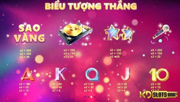Gold Star – Slot game thắng lớn quên lối về !!!