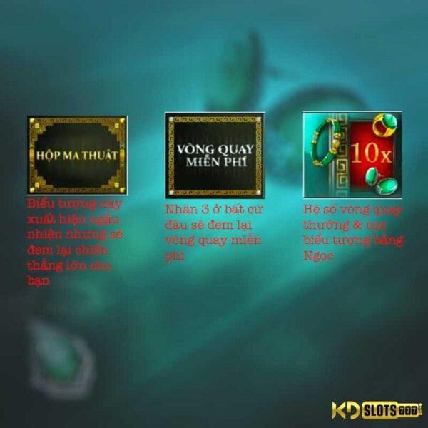 Jade Charms Game Slot – Kho báu Ngọc Bích
