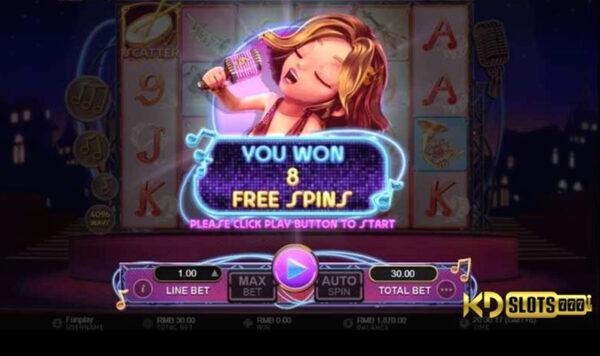 Game slot Jazz It Up – Bữa tiệc âm nhạc sôi động !!!