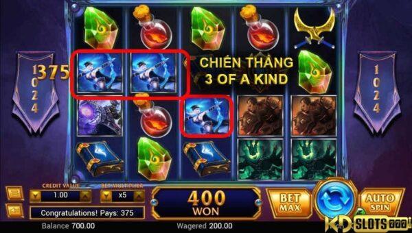 Vô gánh team game slot League Of Champions tại KDSlots nào !!!