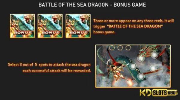 Đi săn rồng cùng game slot Legend Of Nezha