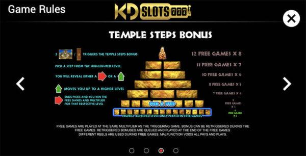 Trải nghiệm game slot Lost Temple H5 tại nhà cái KDSlots