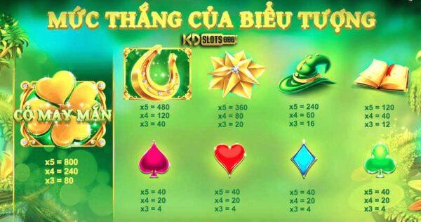 Cà khịa vị phù thuỷ già trong game slot Lucky Wizard