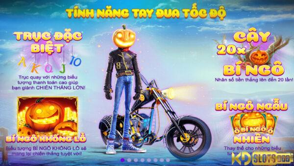 Lucky Halloween game slot – Đêm Ma Quái tại KDSlots