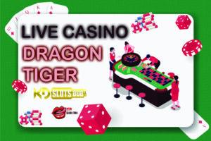 Hướng dẫn cách chơi game Dragon Tiger trên casino trực tuyến