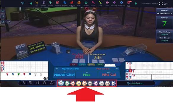 Hướng dẫn cách chơi game online Baccarat tại casino trực tuyến